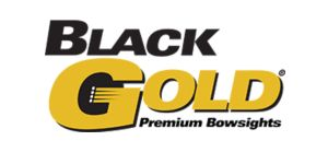 Black Gold Bowsights