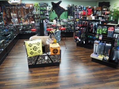 As an authorized dealer of top brands, we carry a wide variety of archery supplies and gear.